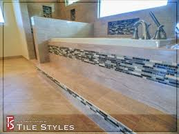 luxury residential master bathroom tile styles