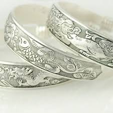 antique bracelet vintage images Factory wholesale tibetan jewelry vintage silver bangles antique jpg