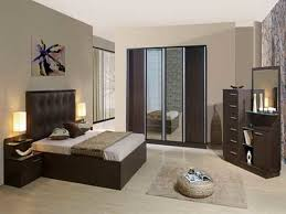 good colors for small bedrooms neutral paint color ideas for small bedroom design with dark brown