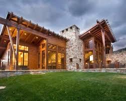 contemporary homes plans rustic contemporary homes com