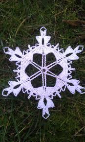 129 best snowflakes stars doilies images on pinterest crochet