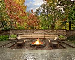 Patio With Firepit Incredible Ideas Firepit Patio Comely Fire Pit Patio Ideas