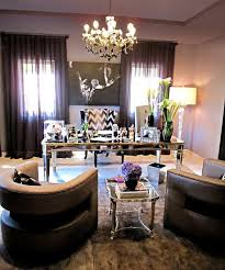 khloe home interior casasugar exclusive get the look of khloe s office