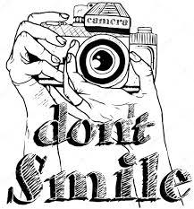 vintage camera illustration tee graphic design u2014 stock vector