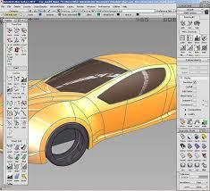 auto design software alias auto class a autostudio surfacing design engine