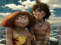 croods images eep u0026 guy wallpaper background photos 34956714