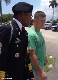 us marines confront u0027fake sergeant major u0027 after military funeral