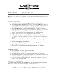 Ramp Agent Job Description Resume by Top Hotel Front Desk Manager Resume Samples Livecareer Hotel