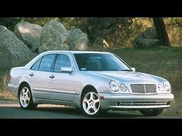 1998 mercedes e class e320 start up and review 3 2 l v6