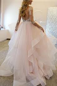 wedding tulle a line sleeves tulle wedding dresses with appliques