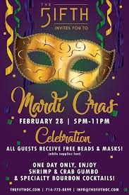 mardi gras specialty mardi gras party at the fifth grand legacy at the park