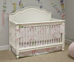 Crib White Convertible Legacy Classic Harmony Grow With Me Convertible Crib In