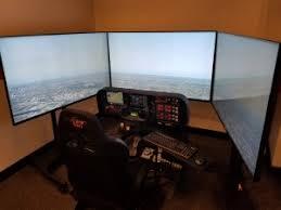 Flight Sim Desk Flight Simulation Packages Flight Simulation
