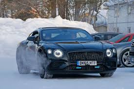 bentley silver wings spy photos specs of new 2018 bentley continental gt by car magazine