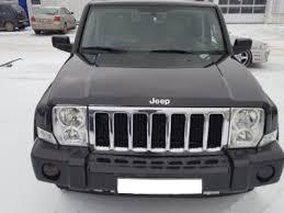 commander jeep 2016 jeep commander 2007 m visureigis automobilis lt