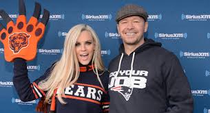 jenny mccarthy halloween party jenny mccarthy u0026 donnie wahlberg say their football rivalries test