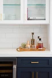 Blue And White Kitchen Cabinets Best 25 Navy Blue Kitchens Ideas On Pinterest Navy Cabinets