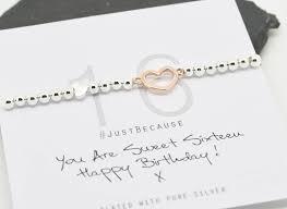 birthday charm bracelet 16th birthday charm bracelet by by poppy notonthehighstreet
