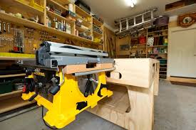 Bench Top Table Saws The Ultimate Work Bench Thisiscarpentry