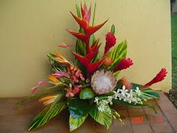 tropical flower arrangements flower arrangements pictures gallery of cool tropical