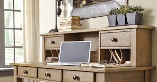 Home Office Desk With Hutch Home Office