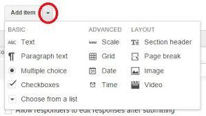 langkah membuat google form audina nurfajriana tutorial menggunakan google forms
