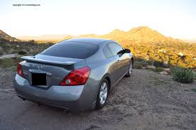 nissan altima coupe sports car 2009 nissan altima coupe 2 5 s review rnr automotive blog