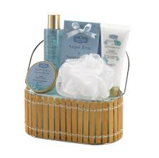 bath gift sets spa basket bath and gift sets for and santal
