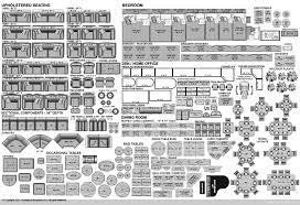 architect construction plan symbols