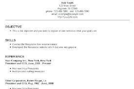 easy basic resume exle easy resumes templates resume template sle newest high