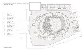 opera house floor plan gehry s disney concert hall floor plans google search concert
