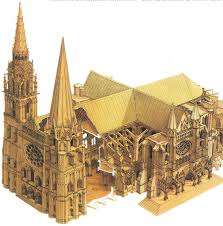 Gothic Architecture Floor Plan The Typical Gothic Church Floor Plan Was In The Form Of A Cross