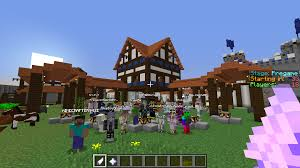 Hunger Games Minecraft Map The Sandlot A Family Friendly Minecraft Community
