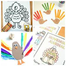 thanksgiving activities for fantastic learning