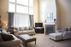 Curtains For Light Brown Walls Classy Black Wooden Coffee Tale Sleek White Davenport Sofa Simple