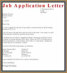 cover letter format letters and sample on with regard to job