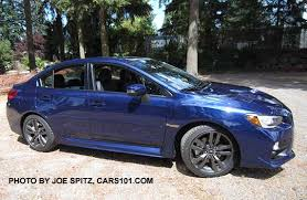 2017 subaru impreza sedan blue 2017 subaru wrx and sti research specs options photos prices