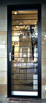 Exterior Door Security Front Door Security Bar Br Entrnce Exterior Door Security Bar