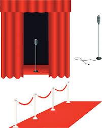 Carpet And Drapes Grammy Awards Red Carpet Clip Art Vector Images U0026 Illustrations