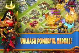 castle clash apk castle clash apk v1 3 3 mod unlimited gems