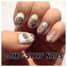 daydream nails how to do beano nails step by step