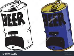 beer cartoon beer can clipart clipart collection cartoon beer can
