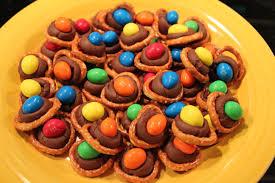 chocolate acorn treats mommysavers