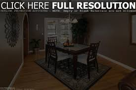 area rug size under dining room table gallery images of rug