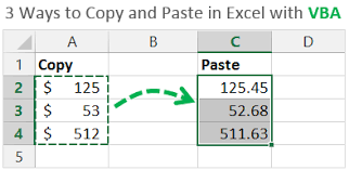 3 ways to copy and paste cells with vba macros in excel