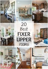 most recent fixer upper 20 best fixer upper rooms magnolia home favorites a blissful nest