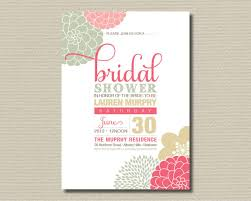 bridal shower invitation bridal shower invitation wording for