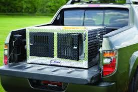 Truck Bed Dog Kennel Deezee Dog Crate Johnson Gt Houston Truck Caps U0026 Campers