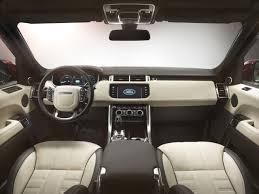 white land rover interior 2014 range rover sport interior