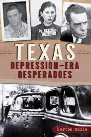 depression era desperadoes bartee haile